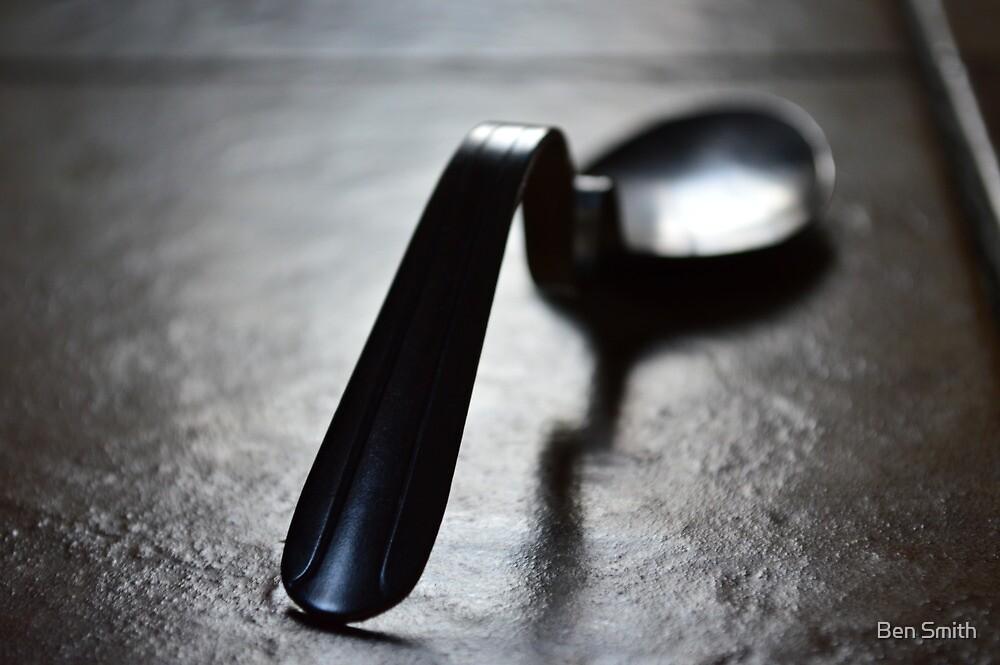 Wavy Spoon by Ben Smith