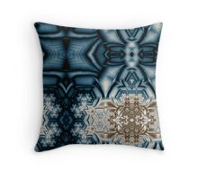 Nocturnal Energy Throw Pillow