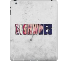 GISHWHES - Misha Collins' Sock Monkey Hat iPad Case/Skin