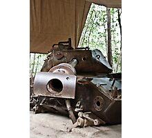 American Tank Photographic Print