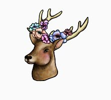 Floral Stag T-Shirt