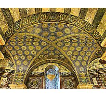 Aachen Cathedral. Photographic Print