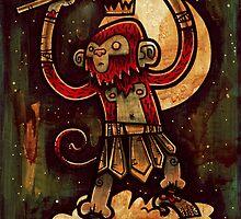 Monkey King by Matt Sinor