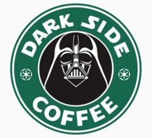 Dark Side Coffee by Maurece