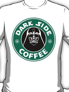 Dark Side Coffee T-Shirt