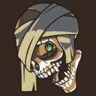MummySkull by Rex Smeal