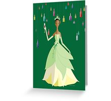 Origami - Down in New Orleans Greeting Card