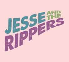 Jesse and the Rippers Concert Tee Shirt Kids Clothes
