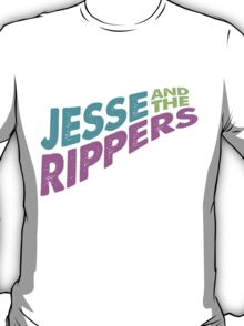 Jesse and the Rippers Concert Tee Shirt T-Shirt