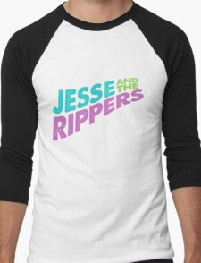 Jesse and the Rippers Concert Tee Shirt Men's Baseball ¾ T-Shirt