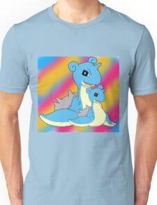 Lapras Family Unisex T-Shirt