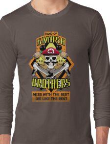 Band of Smash Brothers Long Sleeve T-Shirt