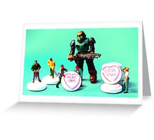 Labour of Love Greeting Card