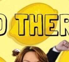 30 Rock Cast Sticker