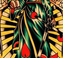 Santa Esperanza Tatuaria 02 Sticker