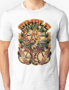 Simple Fixed Gear 01 T-Shirt
