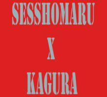 Sesshomaru X Kagura by Kathryn Lambert