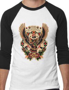 Santa Esperanza Tatuaria 03 Men's Baseball ¾ T-Shirt