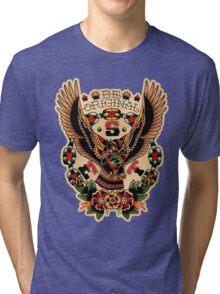 Santa Esperanza Tatuaria 03 Tri-blend T-Shirt