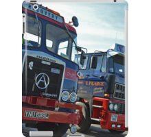 Classic Trucks iPad Case/Skin