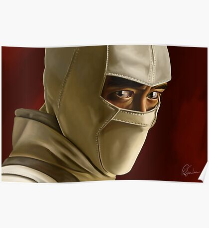 Storm Shadow Poster