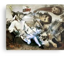 Renaissance Cowboy. Metal Print