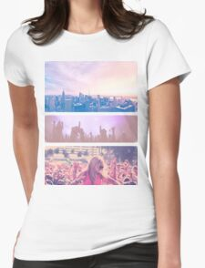MIAMI ULTRA HEAT by Generic Clubwear Womens Fitted T-Shirt