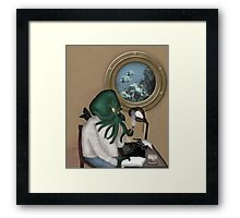 The Annals of Cthulhu Framed Print