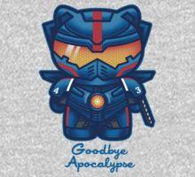 Goodbye Apocalypse Kids Clothes