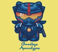 Goodbye Apocalypse Kids Tee