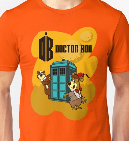 Doctor Boo Boo Unisex T-Shirt