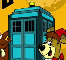 Doctor Boo Boo Sticker