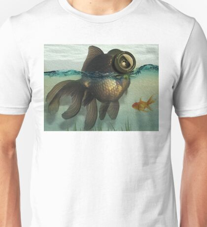 Fish eye lens T-Shirt