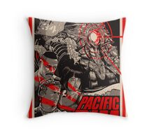 PACIFIC RIM Throw Pillow