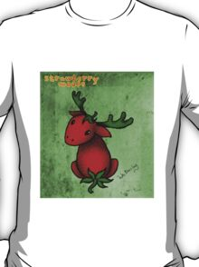 Strawberry Moose T-Shirt