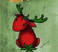 Strawberry Moose by Luke Barclay