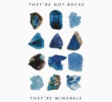 They're minerals by Jonze2012
