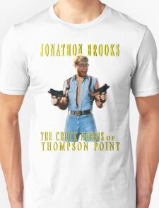 Jonathon Brooks Fan Club Official Tee T-Shirt