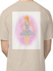 Ballerina in blue Classic T-Shirt