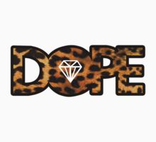 Animal Skin Pattern Diamond Dope by cerenimo
