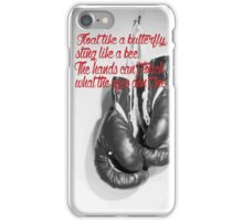 Muhammad Ali iPhone Case iPhone Case/Skin