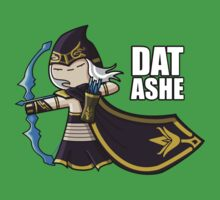 Dat Ashe Kids Clothes