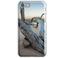 Reclining By The Sea iPhone Case/Skin