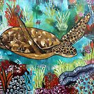 Sea Turtle by Rachel Ireland-Meyers