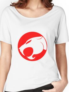 THUNDERCATS RED Women's Relaxed Fit T-Shirt