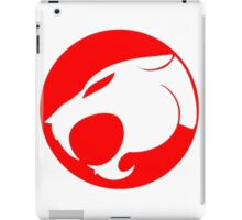THUNDERCATS RED iPad Case/Skin
