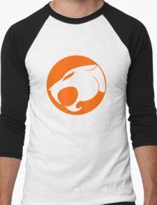 THUNDERCATS ORANGE Men's Baseball ¾ T-Shirt