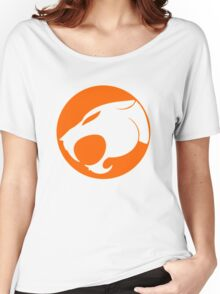 THUNDERCATS ORANGE Women's Relaxed Fit T-Shirt