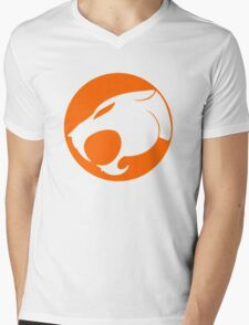 THUNDERCATS ORANGE Mens V-Neck T-Shirt