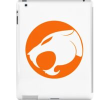 THUNDERCATS ORANGE iPad Case/Skin